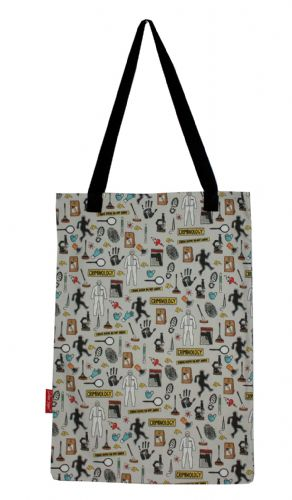 Selina-Jayne Criminologist Limited Edition Designer Tote Bag